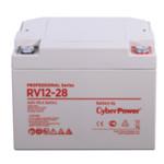 Сменные аккумуляторы АКБ для ИБП CyberPower RV 12-28