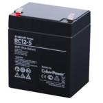 Сменные аккумуляторы АКБ для ИБП CyberPower RС 12-5