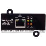 Опция для ИБП Megatec SNMP-карта DY802
