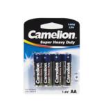 Батарейка CAMELION Super Heavy Duty R6P-BP4B