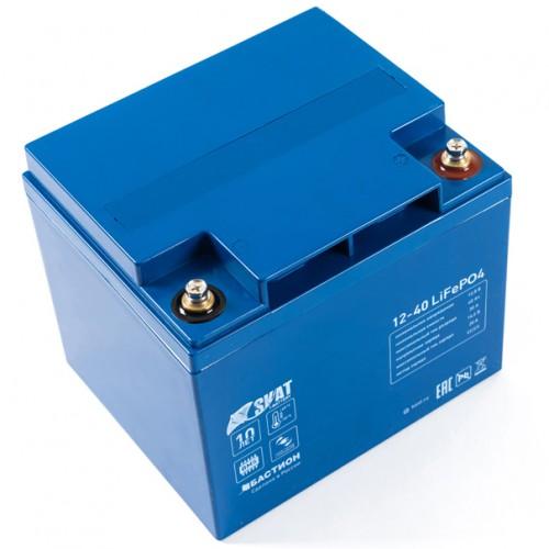 Сменные аккумуляторы АКБ для ИБП БАСТИОН Skat i-Battery 12-40 LiFePO4 (Skat i-Battery 12-40 LiFePO4)