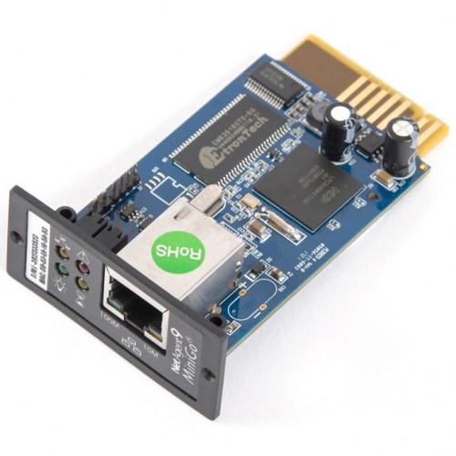 Опция для ИБП БАСТИОН SNMP DL 801 (SNMP DL 801)