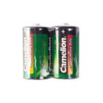 Батарейка CAMELION Super Heavy Duty R14P-SP2G - 2штуки