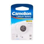 Батарейка CAMELION Lithium CR1616-BP1  - 1штука (Блистер)