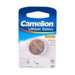 Батарейка CAMELION Lithium CR2430-BP1 - 1штука (Блистер)