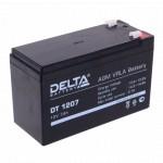 Сменная АКБ для ИБП Delta Battery DT 1207 12V7Ah
