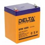 Сменные аккумуляторы АКБ для ИБП Delta Battery DTM 1205 12V5Ah