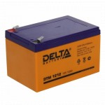 Сменные аккумуляторы АКБ для ИБП Delta Battery DTM 1212 12V12Ah