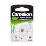 Батарейка CAMELION Silver Oxide SR58-BP1 - 1штука (Блистер)