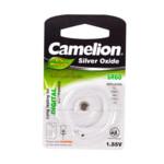 Батарейка CAMELION Silver Oxide SR60-BP1 - 1штука (Блистер)