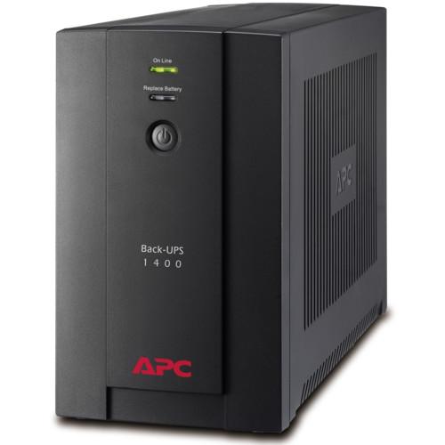 Источник бесперебойного питания APC Back-UPS 1400, IEC (BX1400UI)