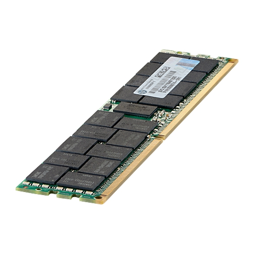 Серверное ОЗУ HPE 4GB (1x4GB) Single Rank x8 DDR4-2133 CAS-15-15-15 Registered Memory Kit (726717-B21)