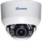 IP видеокамера Surveon Купольная IP камера Surveon CAM4211