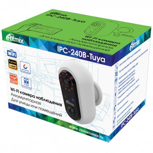 IP видеокамера Ritmix IPC-240B-Tuya (IPC-240B-Tuya)