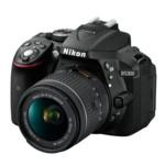 Цифровая видеокамера Nikon D5300 Kit 18-55VR AF-P