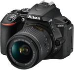 Фотоаппарат Nikon D5600 Kit 18-55VR AF-P