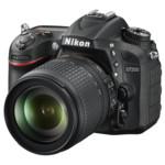 Фотоаппарат Nikon D7200 Kit 18-105VR