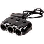 Зарядка Ritmix автомобильное RM-3123DC black 2 порта USB