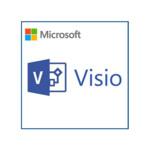 Офисный пакет Microsoft Visio Std 2019 Win All Lng PKL Online DwnLd C2R NR