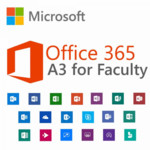 Офисный пакет Microsoft Office 365 A3 for faculty