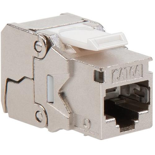 Аксессуар для кабельных сетей CommScope Гнездо модульное узкопрофильное (2153354-1)