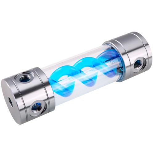 Аксессуар для ПК и Ноутбука Bykski Резервуар DNA Gun&Blue 260мм (B-FSIDNA-CT-AGC 260MM)