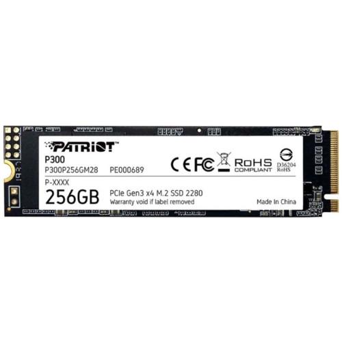 Внутренний жесткий диск Patriot 256 ГБ (P300P256GM28)