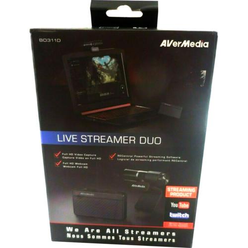Аксессуар для фото и видео AverMedia BO311D (61BO311D00AM)