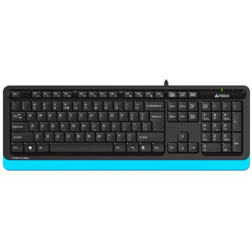 Клавиатура A4Tech FK-10-BLUE (FK-10-BLUE Fstyler)