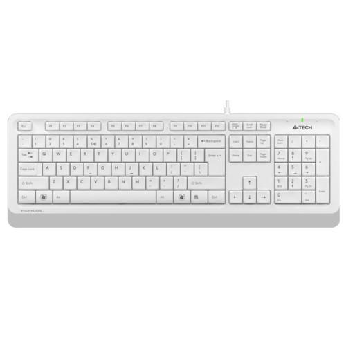 Клавиатура A4Tech FK-10-WHITE Fstyler (FK-10-WHITE Fstyler)