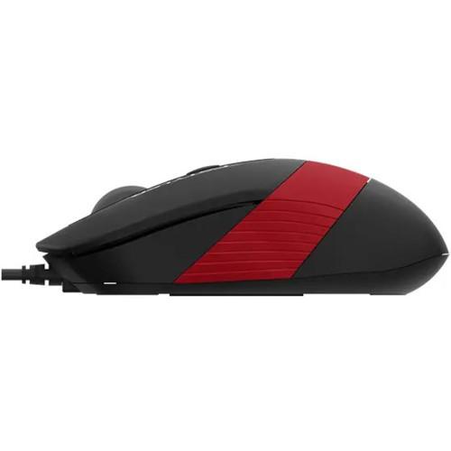 Мышь A4Tech FM-10-BLACK/RED Fstyler (FM-10-BLACK/RED Fstyler)