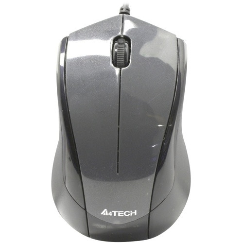 Мышь A4Tech N-400 - Grey (N-400)