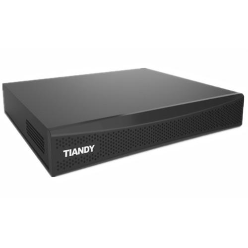 Видеорегистратор Tiandy TC-NR1004M7-P1-T, 4 канала, 1 HDD до 6TB, 4 POE порта, HDMI, VGA (TC-NR1004M7-P1-T)