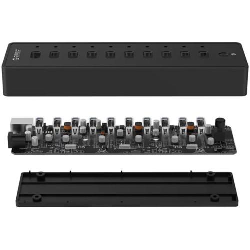 Аксессуар для ПК и Ноутбука ORICO P10-U2-V1-EU-BK-BP (P10-U2-V1-EU-BK-BP)