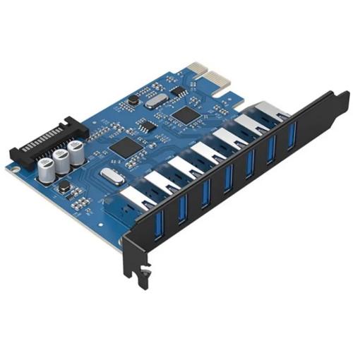Аксессуар для ПК и Ноутбука ORICO PVU3-7U-V1 (PVU3-7U-V1)