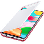 Аксессуары для смартфона Samsung Galaxy A41 S View Wallet Cover white