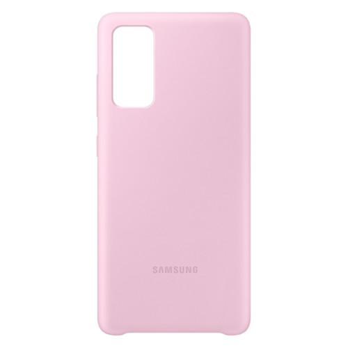 Аксессуары для смартфона Samsung Чехол для Galaxy S20 FE Silicone Cover violet (EF-PG780TVEGRU)