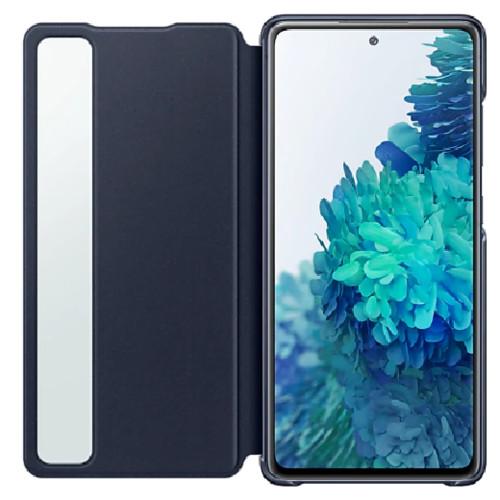 Аксессуары для смартфона Samsung Чехол Galaxy S20 FE Smart Clear View Cover (EF-ZG780CNEGRU)