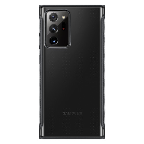 Аксессуары для смартфона Samsung Galaxy Note20 Clear Protective Cover Black (1309713)