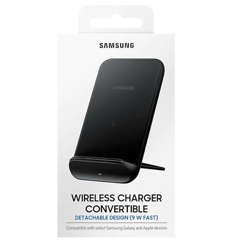 Зарядка Samsung Wireless Charger Convertible 9W black (EP-N3300TBRGRU)