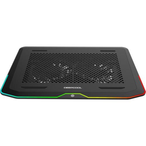 Охлаждающая подставка Deepcool N80 (RGB DP-N222-N80RGB)