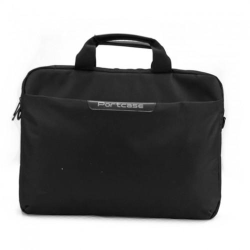 """Сумка для ноутбука PortCase Сумка для Ноутбука 15,6"""" Black (KCB-160 BK)"""