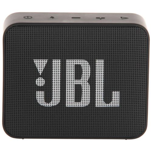 Аудиоколонка JBL GO2 Black (JBLGO2BLK2)
