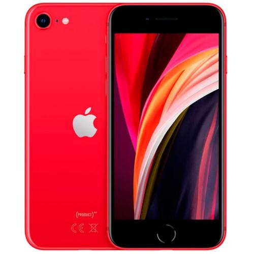 Смартфон Apple iPhone SE 2020 128Gb, Red (MXD22RU/ARED)