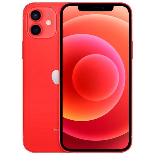 Смартфон Apple iPhone 12 128GB (PRODUCT)RED (MGJD3)