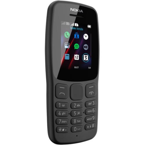 Мобильный телефон Nokia 106 Серый (TA-1114G)