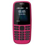 Мобильный телефон Nokia 105 Розовый