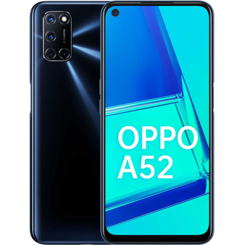 Смартфон Oppo A52 Twilight Black (CPH2069)