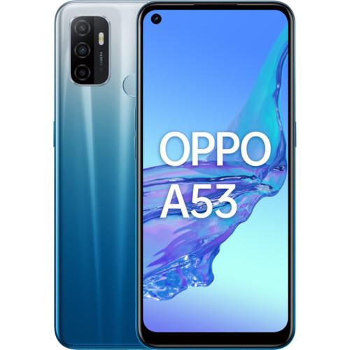 Смартфон Oppo A53 128Gb, Fancy Blue (CPH2127)