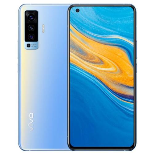 Смартфон Vivo X50, Frost Blue (1309292)